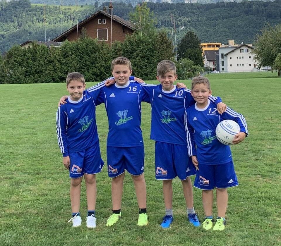 Faustball Jugend